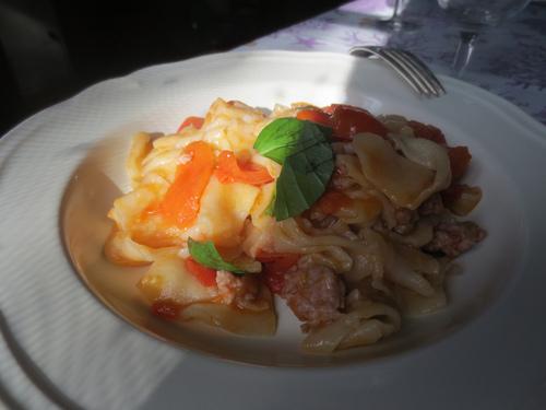 Pasta fatta in casa--その2/私が作りました!!_c0179785_7205470.jpg