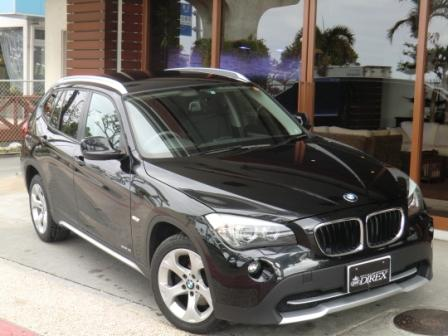 BMW X1 s-drive 1.8 レンタル開始!!_b0162801_1636331.jpg