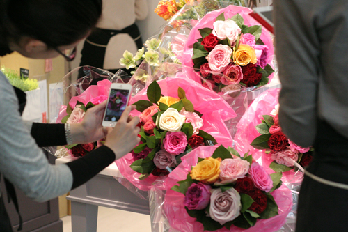 *レッスンレポート_AMOROSA Garden Rose プレゼントレッスン♪*_d0000304_6511651.jpg