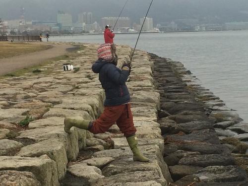 釣り部活動報告!_a0164918_19185915.jpg