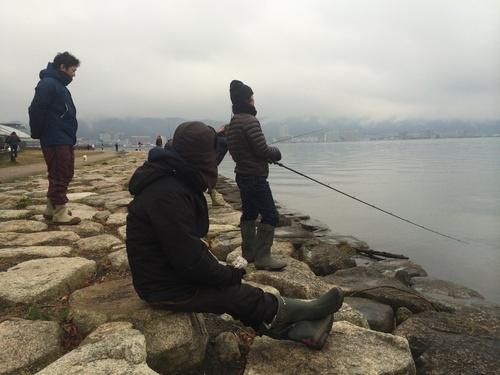 釣り部活動報告!_a0164918_19202695.jpg