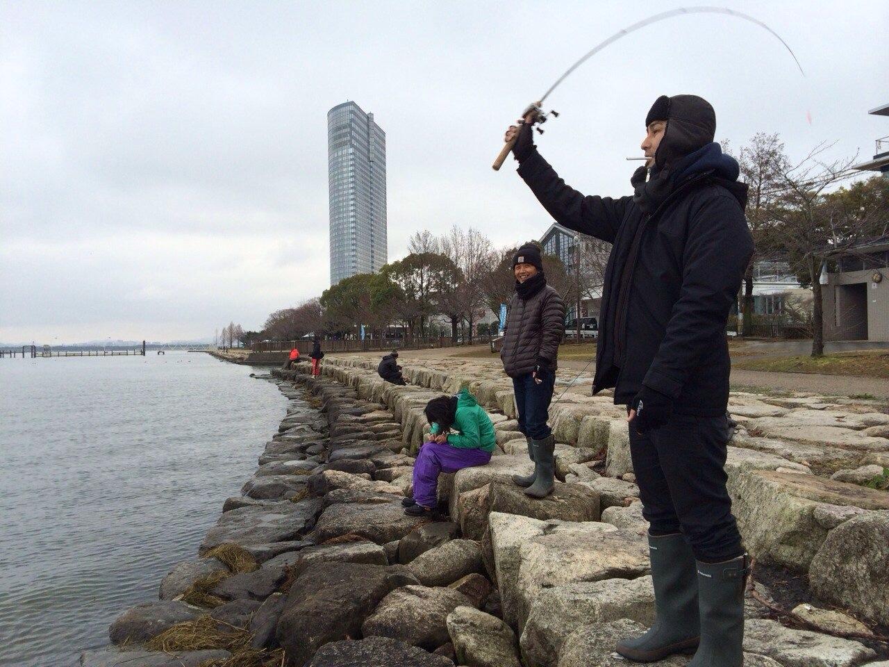 釣り部活動報告!_a0164918_19213575.jpg