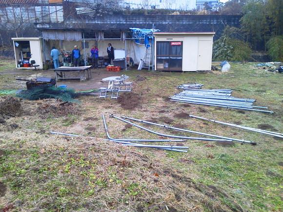 サル山飛行場の改修工事が終了_a0305128_2013783.jpg