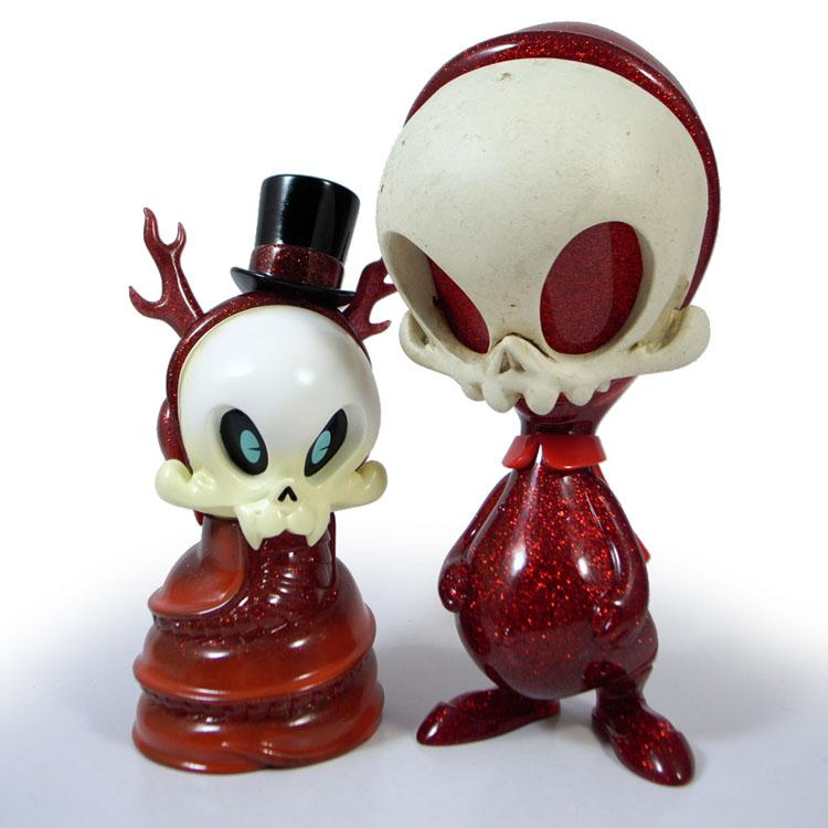 今夜9時、赤いラッキー・デビルと青いマサオ発売_a0077842_1757476.jpg