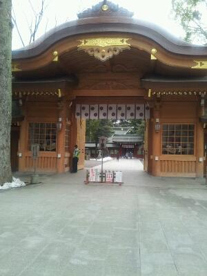 大国玉神社とこぐま珈琲_a0091157_5395559.jpg