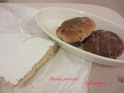 最近の朝食はこれを食べてます!!PAN DI RAMERINO_c0179785_23424552.jpg