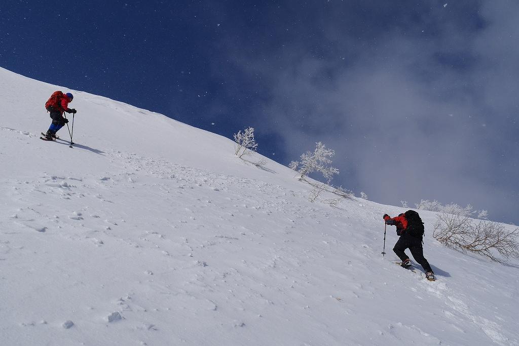 漁岳と小漁山を登ってオコタンペ湖へ、3月2日-速報版-_f0138096_17263877.jpg