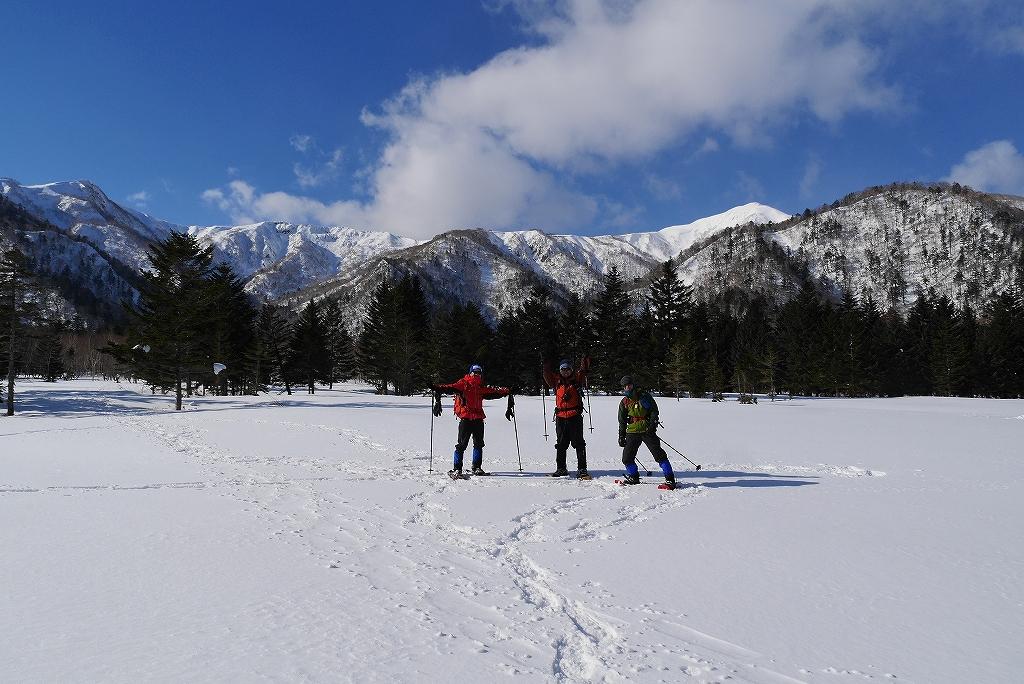 漁岳と小漁山を登ってオコタンペ湖へ、3月2日-速報版-_f0138096_17265731.jpg