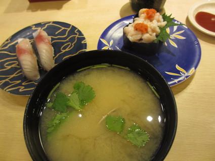 3月3日ひな祭り☆中高年は回転寿司へ!_c0212604_20505990.jpg