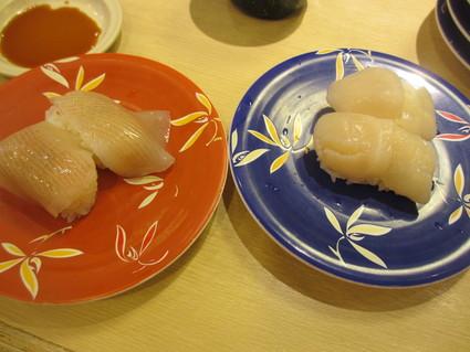 3月3日ひな祭り☆中高年は回転寿司へ!_c0212604_20521874.jpg