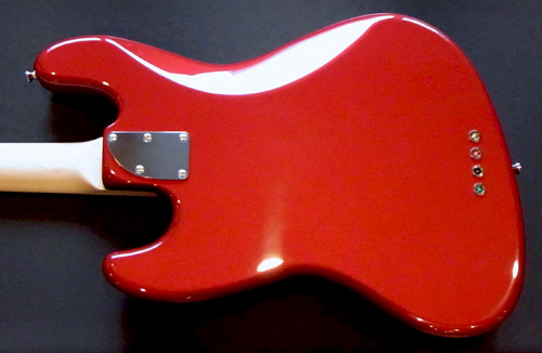 「Crystal Red MetallicのStandard-J 1 & 2本目」が同時!_e0053731_17481352.jpg