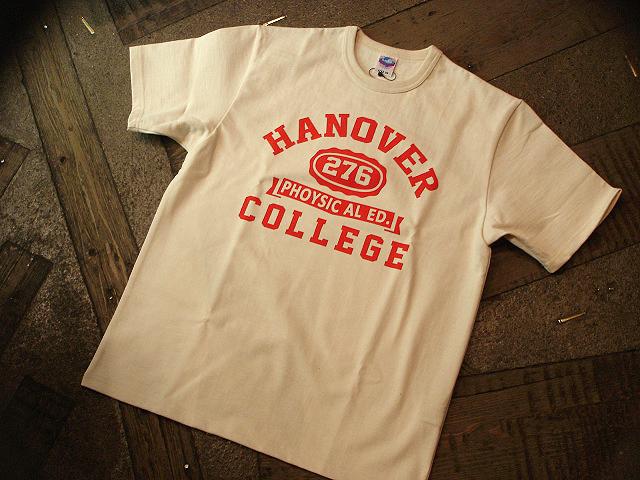 NEW : JELADO [College TEE-SHIRT] 2014 SPRING !!_a0132147_23591453.jpg