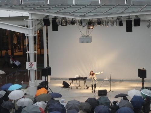 ただいまの約束発売記念インストアライブ@ラゾーナ川崎ありがとう!_e0261371_21014309.jpg