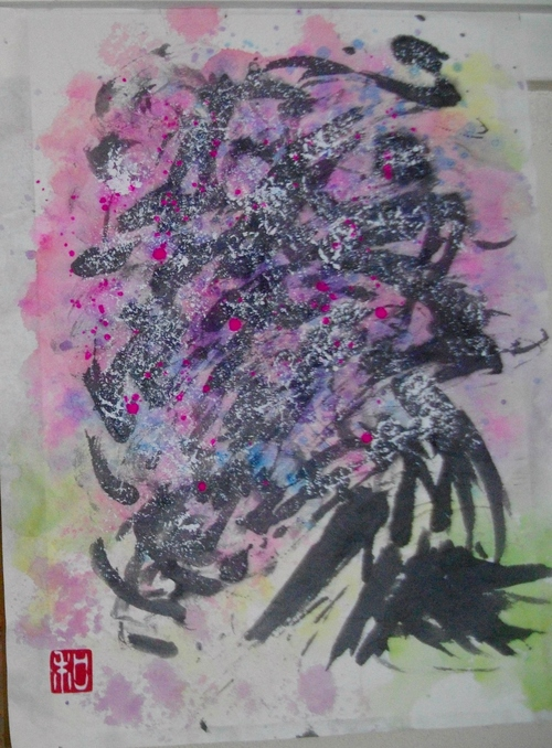 3月アート教室_f0213189_2233754.jpg