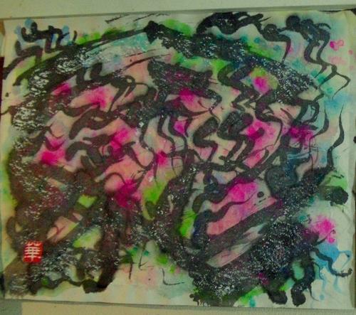 3月アート教室_f0213189_2241781.jpg