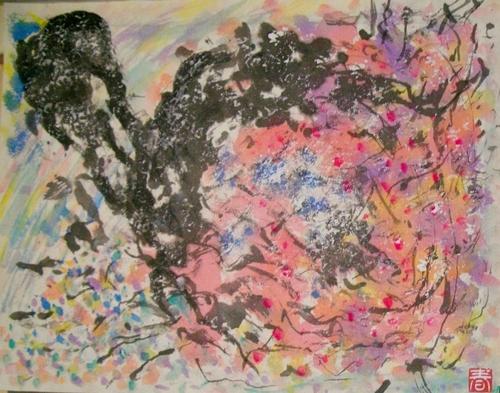 3月アート教室_f0213189_225439.jpg