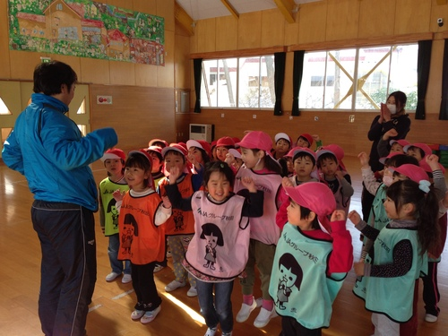 2014.2.7 追分幼稚園_e0272194_13533477.jpg