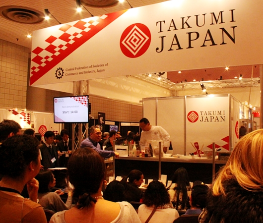 NY国際レストラン&フードサービスショーにTakumi Japan登場!!!_b0007805_2356338.jpg