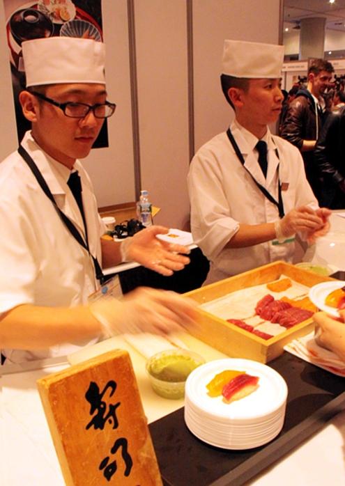 NY国際レストラン&フードサービスショーにTakumi Japan登場!!!_b0007805_23572051.jpg
