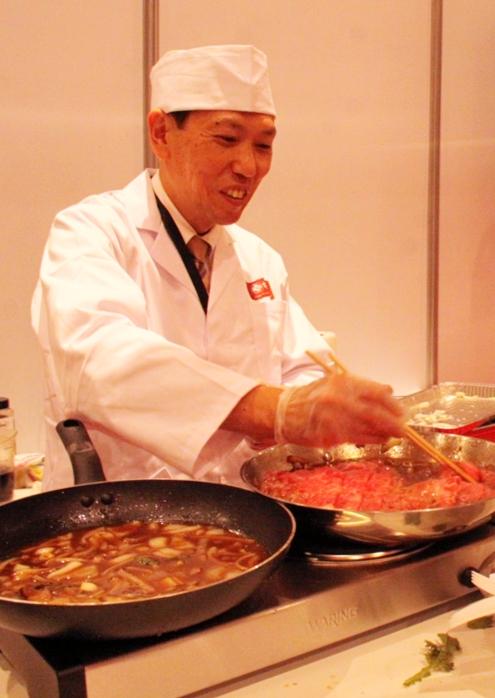 NY国際レストラン&フードサービスショーにTakumi Japan登場!!!_b0007805_23581252.jpg
