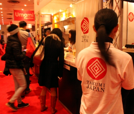 NY国際レストラン&フードサービスショーにTakumi Japan登場!!!_b0007805_23584874.jpg