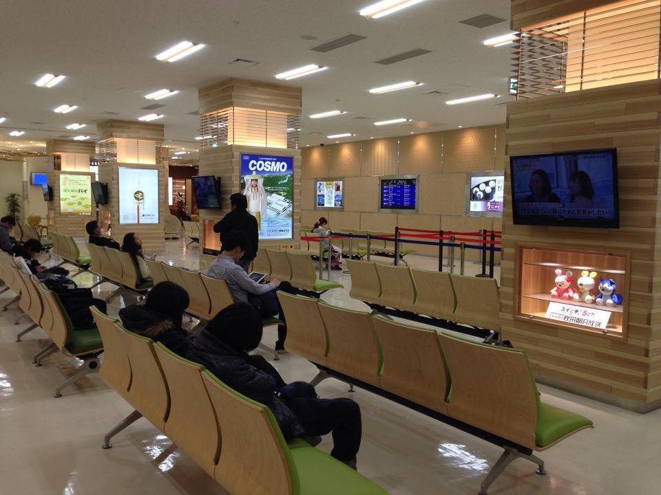いわて花巻空港を木質化!〜観光振興と林業振興を目指して〜_b0199244_12422278.jpg