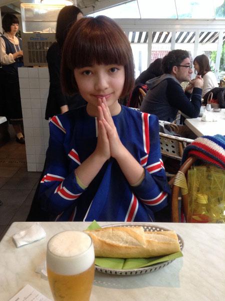 東京2DAYS avec manon n°1_a0262845_13571167.jpg