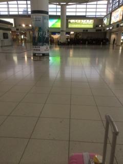 娘の修学旅行なので中部国際空港&タンクの泡掃除など_d0007957_23071853.jpg