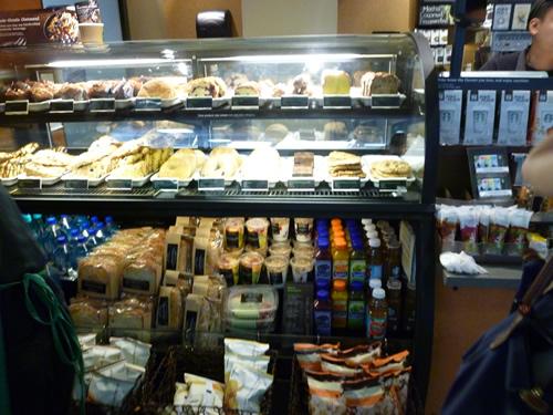 ホノルル空港のSTARBUCKS COFFEE_c0152767_2231155.jpg