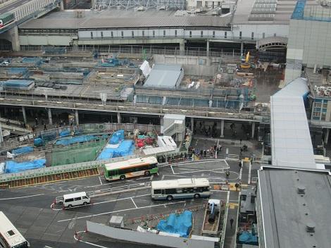 東横線渋谷駅が地下化されてもうすぐ1年_d0183174_8272232.jpg