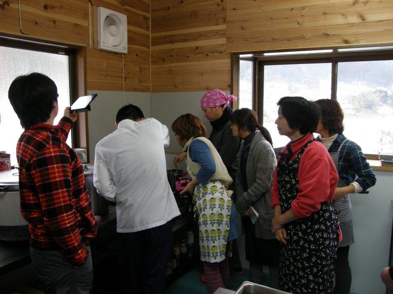 鹿肉料理教室_c0057390_0441397.jpg