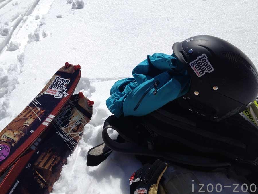 お試しスノーハイキング♪_c0223095_15233616.jpg