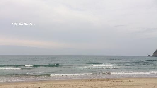春の海☆早春のおもてなしに癒される・・・♪_c0098807_18501957.jpg