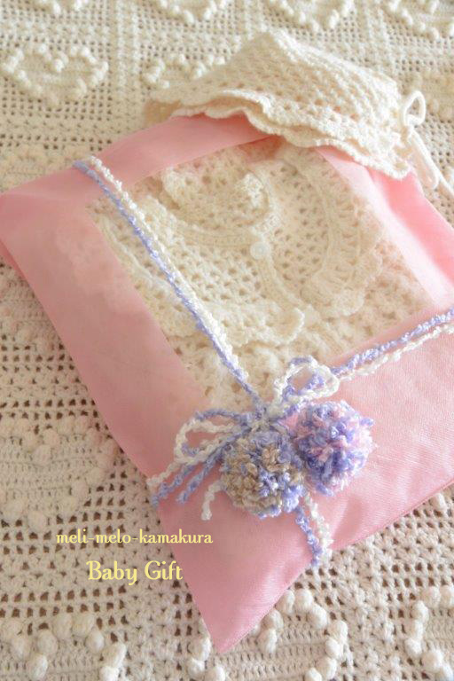 ◆Wrapping*Baby Gift_f0251032_11214870.jpg