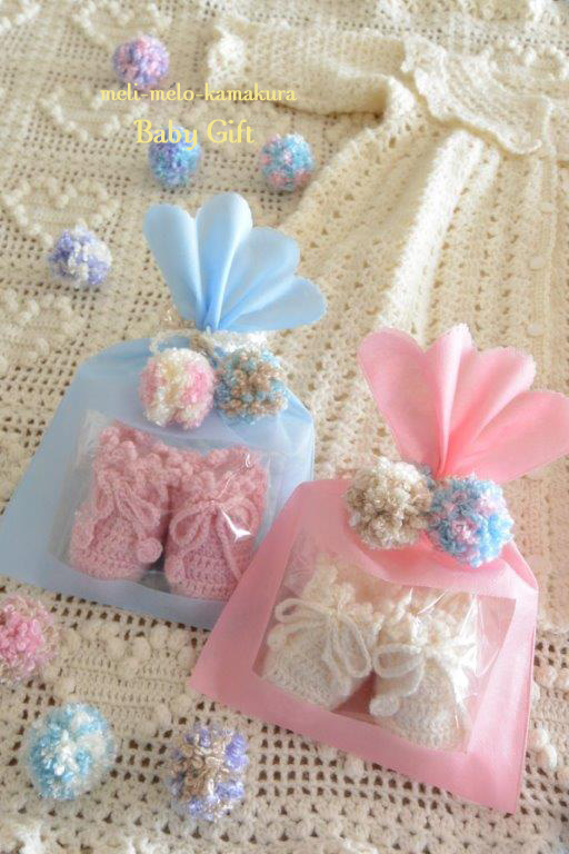 ◆Wrapping*Baby Gift_f0251032_11263993.jpg