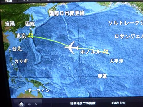 CHINA AIRLINES ホノルル→成田便の機内食_c0152767_14262486.jpg