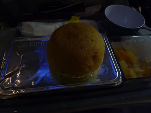 CHINA AIRLINES ホノルル→成田便の機内食_c0152767_14263855.jpg