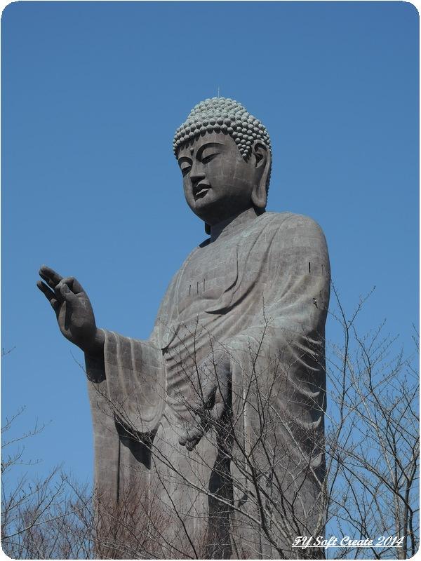 ◆ 世界最大の阿弥陀大仏へ (2014年3月)_d0316868_166396.jpg