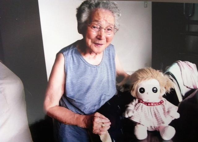 おばあちゃんのパラダイスルーム。_f0170995_18451815.jpg