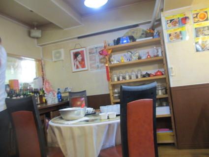 ホイコーローと茶碗蒸し@上海楼(武蔵境)_c0212604_20474234.jpg