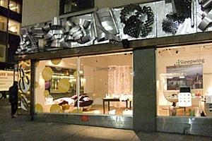 NYの街角に睡眠マシーンのポップアップ展示?!_b0007805_22585216.jpg