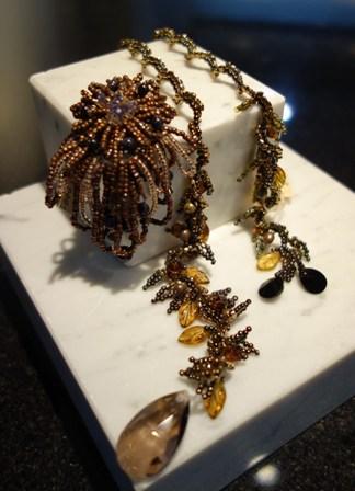 武林賀代 作品展 - Tatting Lace and Beads Accessories - 始まります_b0232919_16462988.jpg