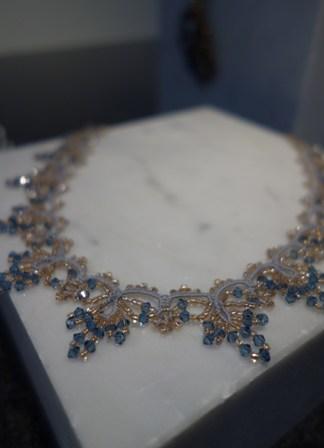武林賀代 作品展 - Tatting Lace and Beads Accessories - 始まります_b0232919_16465838.jpg