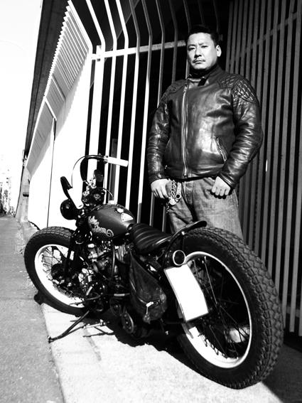 今岡 大輔 & Harley-Davidson WLA(2014 0223)_f0203027_12304633.jpg
