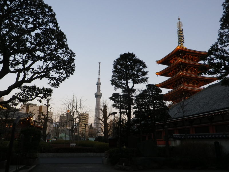 東京へ家族旅行 3月3日編_d0254540_191156100.jpg