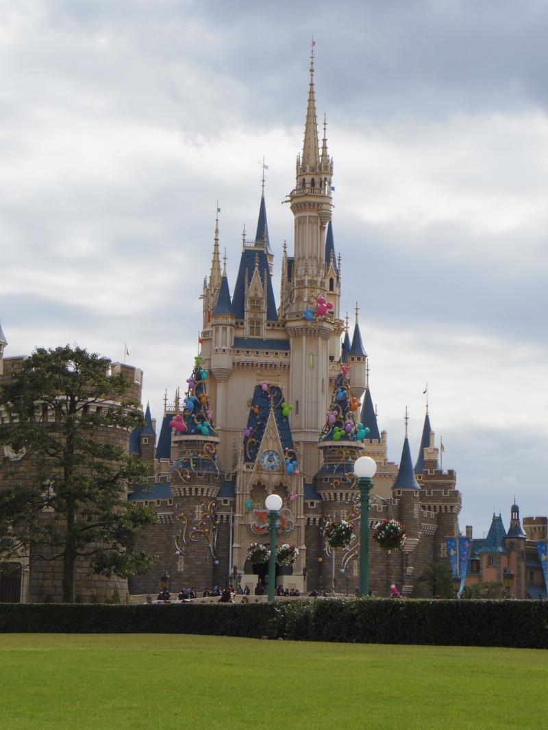 東京へ家族旅行 3月3日編_d0254540_19313852.jpg