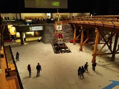 2月19日日帰りバスツアー(江戸東京たてもの博物館)_a0155999_14362615.jpg