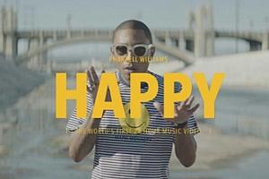 """ファレル・ウィリアムズ (Pharrel Williams)の""""Happy""""が大ヒット中_b0007805_042998.jpg"""