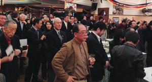 Nikon尾畑氏退職記念パーティーに!_b0194208_2251490.jpg