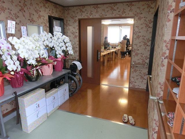 NPO法人ファインケアさんの小規模多機能型居宅介護施設「老美成(おみな)」_f0141310_862573.jpg